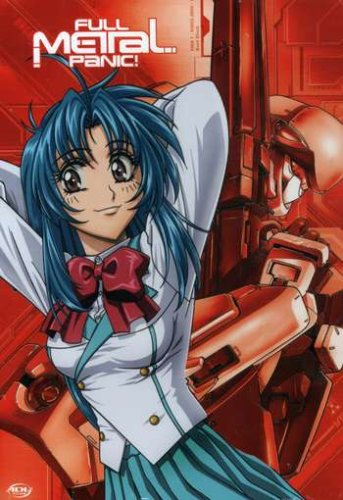 Full Metal Panic! Complete Collection