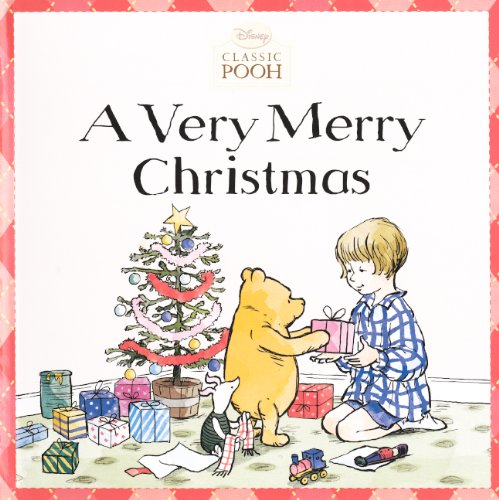 A Very Merry Christmas (Turtleback School & Library Binding Edition) (Disney Classic Pooh)
