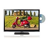 レボリューション 24型 DVD内蔵液晶テレビ ZM-D24TV HDMI端子搭載 壁掛け対応 スロットイン パソコン接続可能