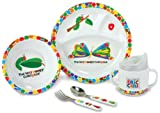 Kids Preferred Melamine-Dishes and Cup, Eric Carle