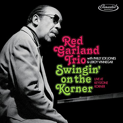 Swingin' On The Korner: Live At Keystone Korner [2 CD] (Red Garland Trio compare prices)