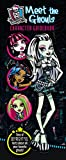 Kirsten Mayer Monster High: Meet the Ghouls Character Guidebook
