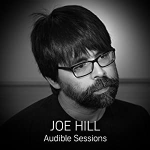 FREE: Audible Sessions with Joe Hill Speech