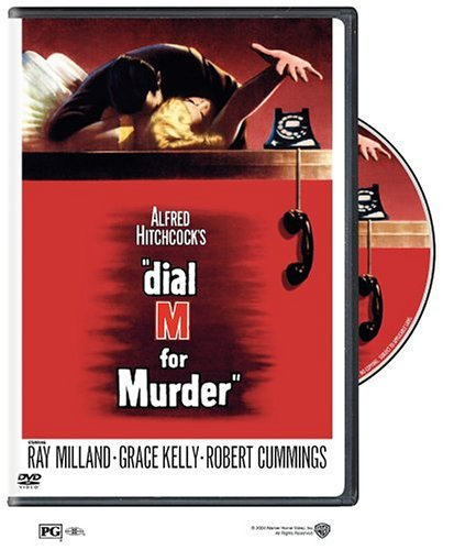 Dial M for Murder [DVD] [1954] [Region 1] [US Import] [NTSC]