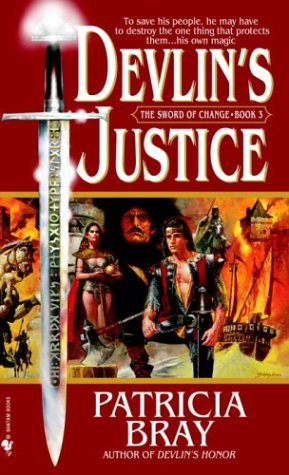 Image for Devlin's Justice (Sword of Change, Book 3)