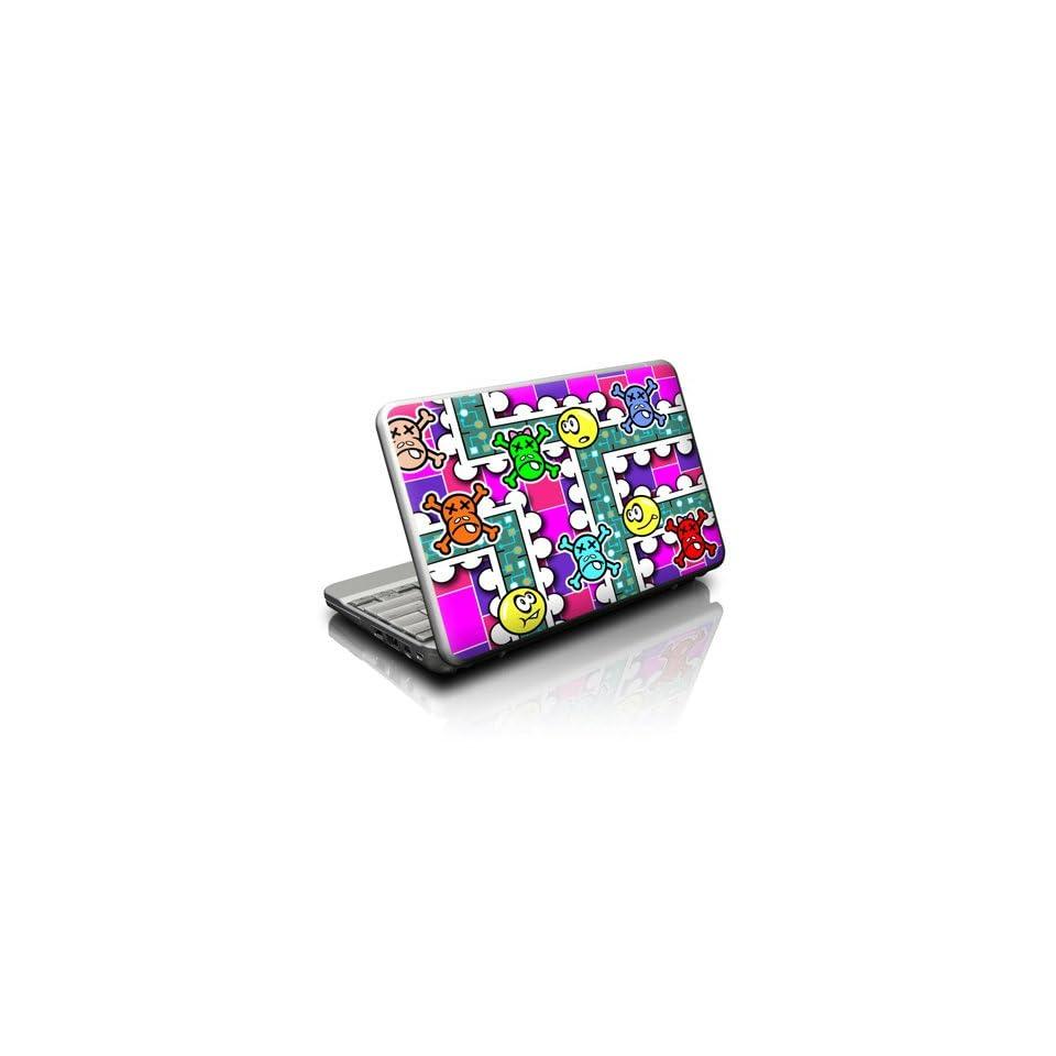 Arcade Pop Design Skin Decal Sticker for Universal Netbook Notebook 10