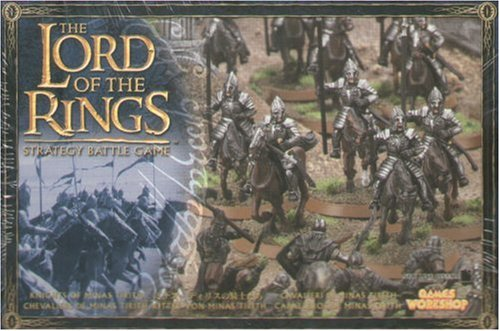 Games Workshop Lord of the Rings Knight of Minas Tirith Box Set