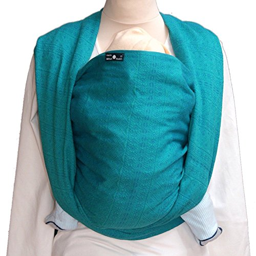 Didymos Indio Smaragd Baby Wrap Sling (Size 3) by Didymos