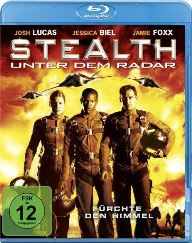 Stealth - Unter dem Radar [Blu-ray]