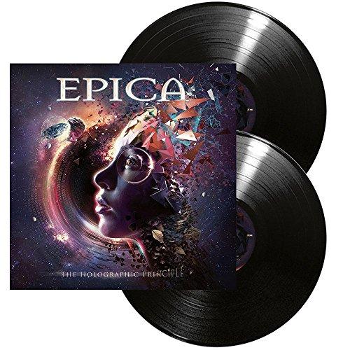 The Holographic Principle: 2LP Vinyl - UK Import