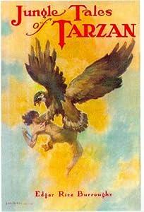 "Cover of ""Jungle Tales of Tarzan (Found i..."