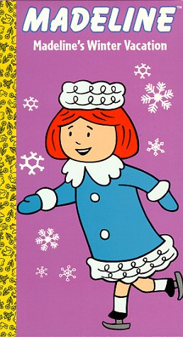 Madeline: Winter Vacation [VHS]