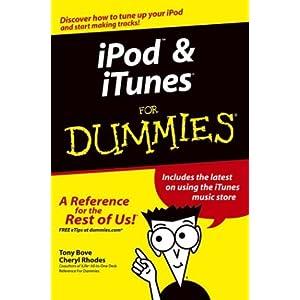 iPod and iTunes For Dummi Livre en Ligne - Telecharger Ebook