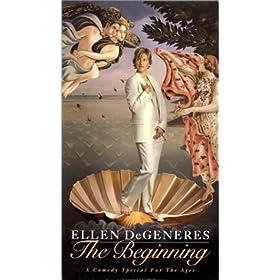 Ellen DeGeneres - The Beginning [VHS]: Ellen DeGeneres, Joel Gallen, Bill DeRonde, Frank Garritano, Kathy Blake: Video