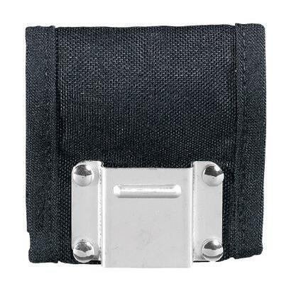Klein Tools 5707 PowerLine Nylon Tape Measure Holder, Black