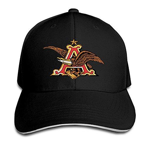 fitted-sandwich-bill-cap-anheuser-busch-logo-baseball-hats