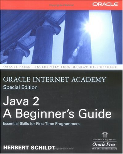 Oracle Internet Academy, Java 2: A Beginner's Guide