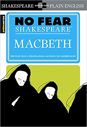 Buy Macbeth Sparknotes No Fear Shakespeare Book Online at Low Prices in  India Macbeth Sparknotes No. Macbethsparknotes