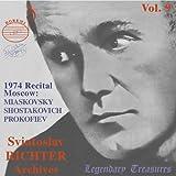 Sviatoslav Richter Archives, Vol. 9: Moscow 1974, Miaskovsky; Shostakovich; Prokofiev