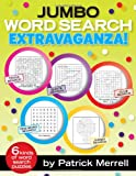 img - for Jumbo Word Search Extravaganza! book / textbook / text book