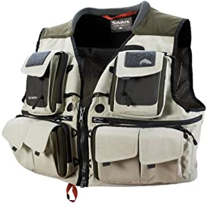 Simms Mens G3 Guide Vest by Simms