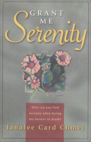 Grant Me Serenity, Janalee Card Chmel