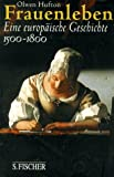 Prospect Before Her: A History of Women In Western Europe 1500-1800 (3100341104) by Hufton, Olwen