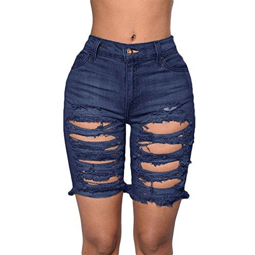meinice-distressed-cutoff-bermuda-shorts-gr-l-blau