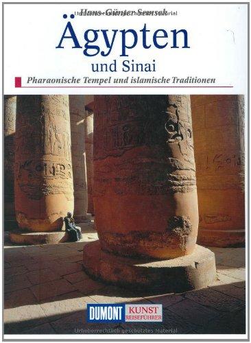 DuMont Kunst-Reiseführer Ägypten und Sinai:
