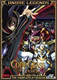 Code Geass: Lelouch of the Rebellion (Complete Second Season)