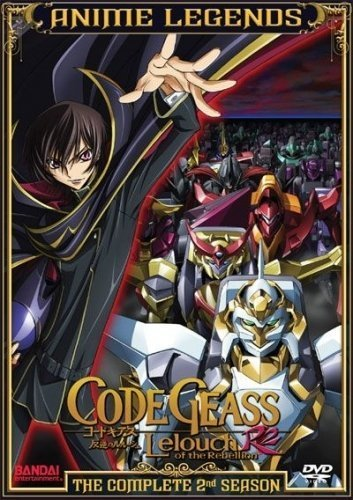 Code Geass: Leouch of the Rebellion R2 [DVD] [Import]