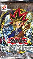 YuGiOh Metal Raiders 24 Count Booster Pack Box Lot from Upper Deck