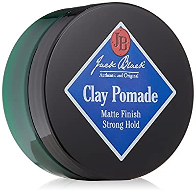 Jack Black Clay Pomade, 2.75 oz.