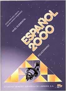 Espanol: Elemental Clave: 2000: Jes·s Sanchez: 9788471437952: Amazon