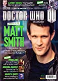 DOCTOR WHO MAGAZINE 470 MATT SMITH ELEVENTH DOCTOR FAREWELL PETER CAPALDI NEW Doctor Who Magazine