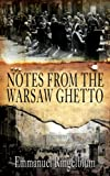 Notes from the Warsaw Ghetto