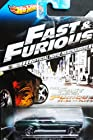 2012 HOT WHEELS FAST & FURIOUS 1:64 SCALE '67 FORD MUSTANG [4/8] EXCLUSIVE LIMITED EDITION