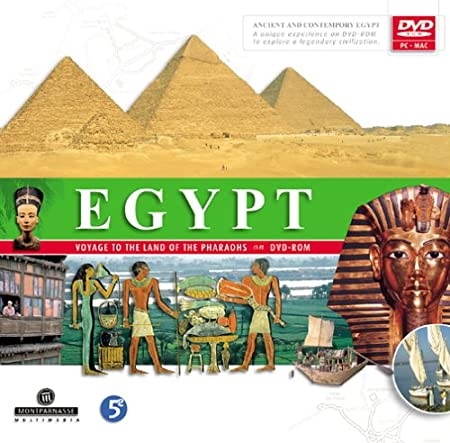 Egypt:  Voyage to the Land of the Pharaohs DVD