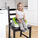 Ingenuity Smartclean Toddler Booster, Lime