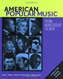 img - for American Popular Music: From Minstrelsy to MTV Text & Audio CDs book / textbook / text book