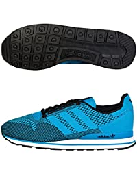 Adidas Men's ZX 500 OG Weave, BLUE/BLACK/WHITE