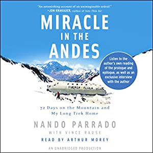 Miracle in the Andes Hörbuch