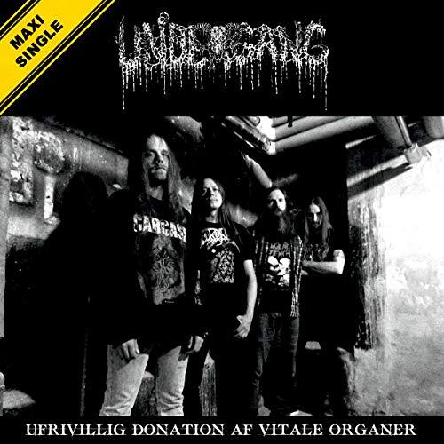 Vinilo : UNDERGANG - Ufrivillig Donation Af Vitale Organer