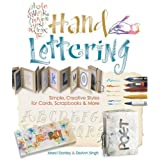 "Hand Lettering: Simple, Creative Styles for Cards, Scrapbooks & Morevon ""Marci Donley"""