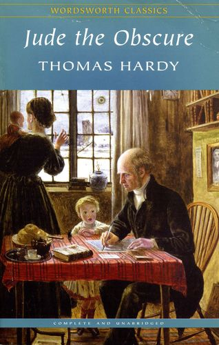 an analysis of thomas hardys novel jude the obscure Theme analysis of marriage: jude the obscure thomas hardy, the author of jude the obscure, focuses on multiple themes throughout his book including social order and higher learning which is mainly seen in the first part of the book.