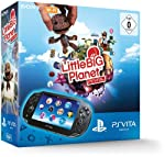 PlayStation Vita Wi-Fi +  LittleBigPlanet