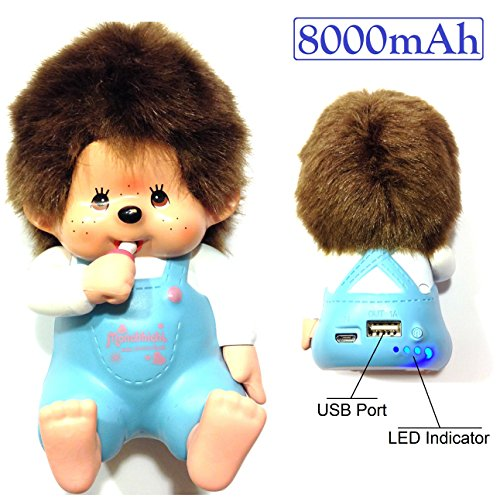 Josi Minea 8000mAh Cartoon Figure Power Bank