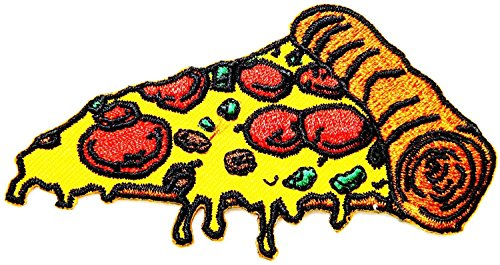 Pizza Hut Cooking Chef Kid Baby Jacket T-shirt Patch Sew Iron on Patches (Kids Cooking Stickers compare prices)