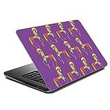 MeSleep Horses Laptop Skin - B00WQRTNLW