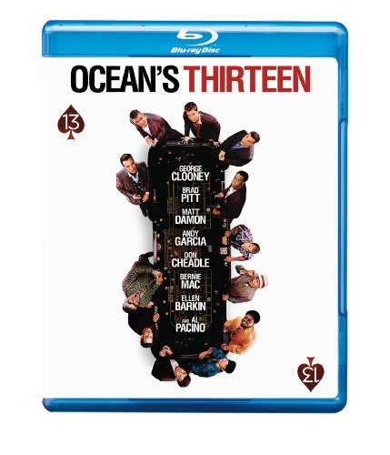 Cover art for  Ocean's Thirteen [Blu-ray]